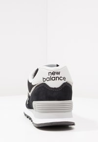 New Balance - WL574 - Sneakersy niskie - black - 4