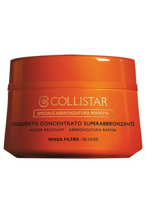 CONCENTRATED SUPERTANNING UNGUENT - Sun protection - -