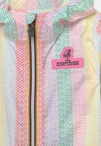 The Marc Jacobs - HOODED MINI ME - Waterproof jacket - multi-coloured - 2