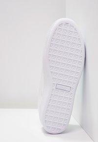 Puma - VIKKY PLATFORM RIBBON P - Sneakers laag - white - 5