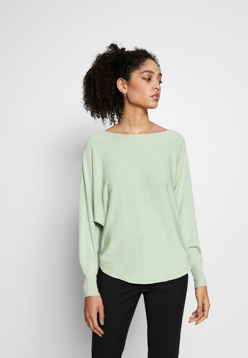 More & More - Jersey de punto - soft green
