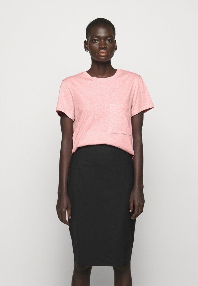 APEX TEE - T-shirts - pink melange