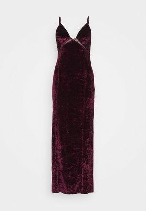 LOW KEY CRUSHIN - Occasion wear - pomegranate wine