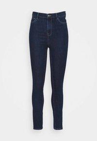 ONLY Carmakoma - CAROP LIFE SUPER - Jeans Skinny Fit - dark blue denim - 5