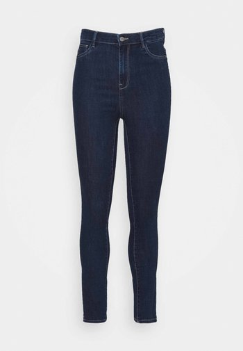 CAROP LIFE SUPER - Jeans Skinny Fit - dark blue denim