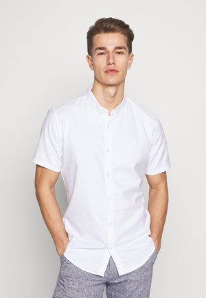 SOLID - Shirt -  white