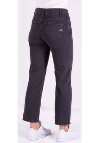 Buena Vista - FLORIDA  - Slim fit jeans - anthracite - 1