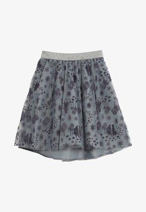 FROZEN  JOURNEY - A-line skirt - dove
