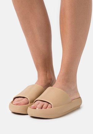 ADWIRANI - Pantofle - bone