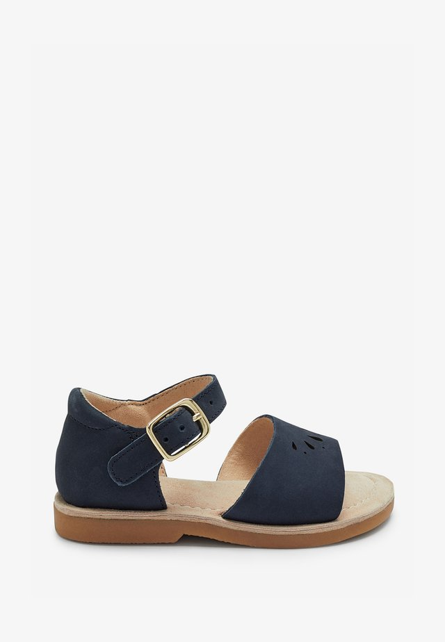 LITTLE LUXE  - Sandály - dark blue