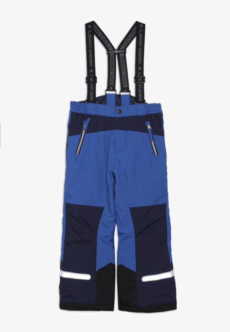 LEGO Wear - SKI PANTS - Zimní kalhoty - dark navy