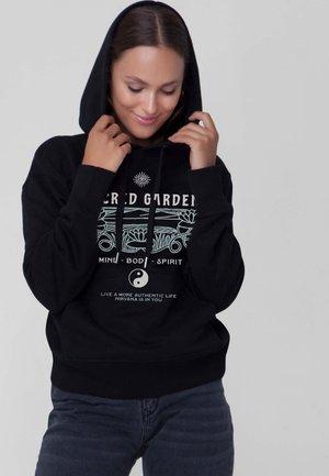 SACRED GARDEN - Hoodie - black