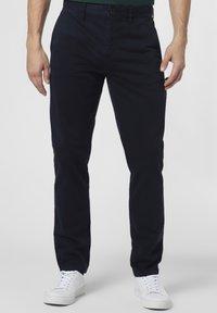 BOSS - SCHINO-TABER - Trousers - marine - 0