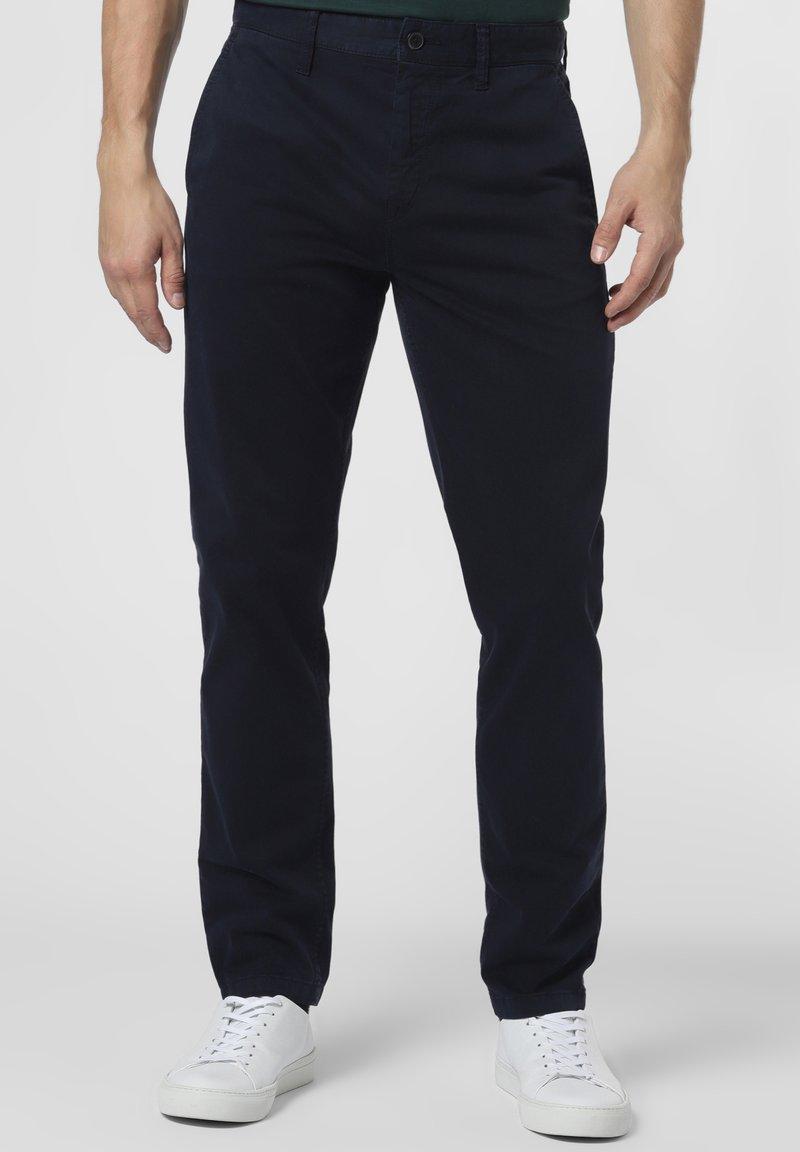 BOSS - SCHINO-TABER - Trousers - marine