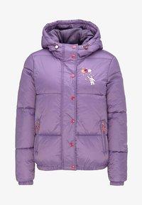 myMo - Winter jacket - lila - 4