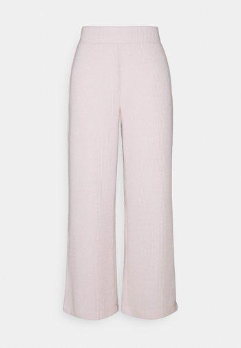SC-TAMIE 2 - Trousers - cream melange