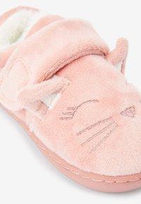 Next - First shoes - mottled light pink - 3