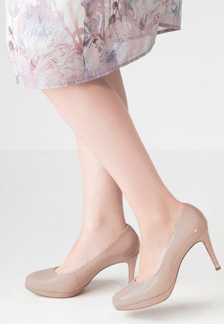Högl - High heels - nude