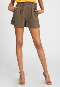 Morgan - Shorts - khaki - 0