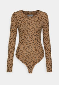 COZY BODYSUIT - Jumper - brown