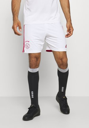 AJAX AMSTERDAM FOOTBALL - Sports shorts - white