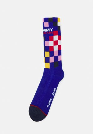 RACERCHECK SOCK UNISEX  - Socks - dark blue