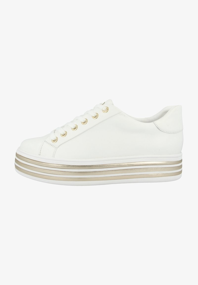 Gerry Weber - Sneakers laag - white