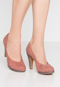 Marco Tozzi - High heels - old rose - 0