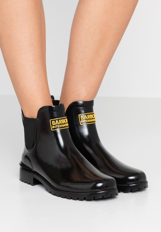 ASSEN CHELSEA - Wellies - black