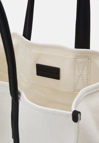 Emporio Armani - SET UNISEX - Tote bag - white - 3