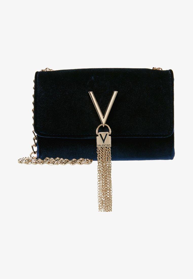 Valentino by Mario Valentino - MARILYN CROSS BODY - Taška spříčným popruhem - blue