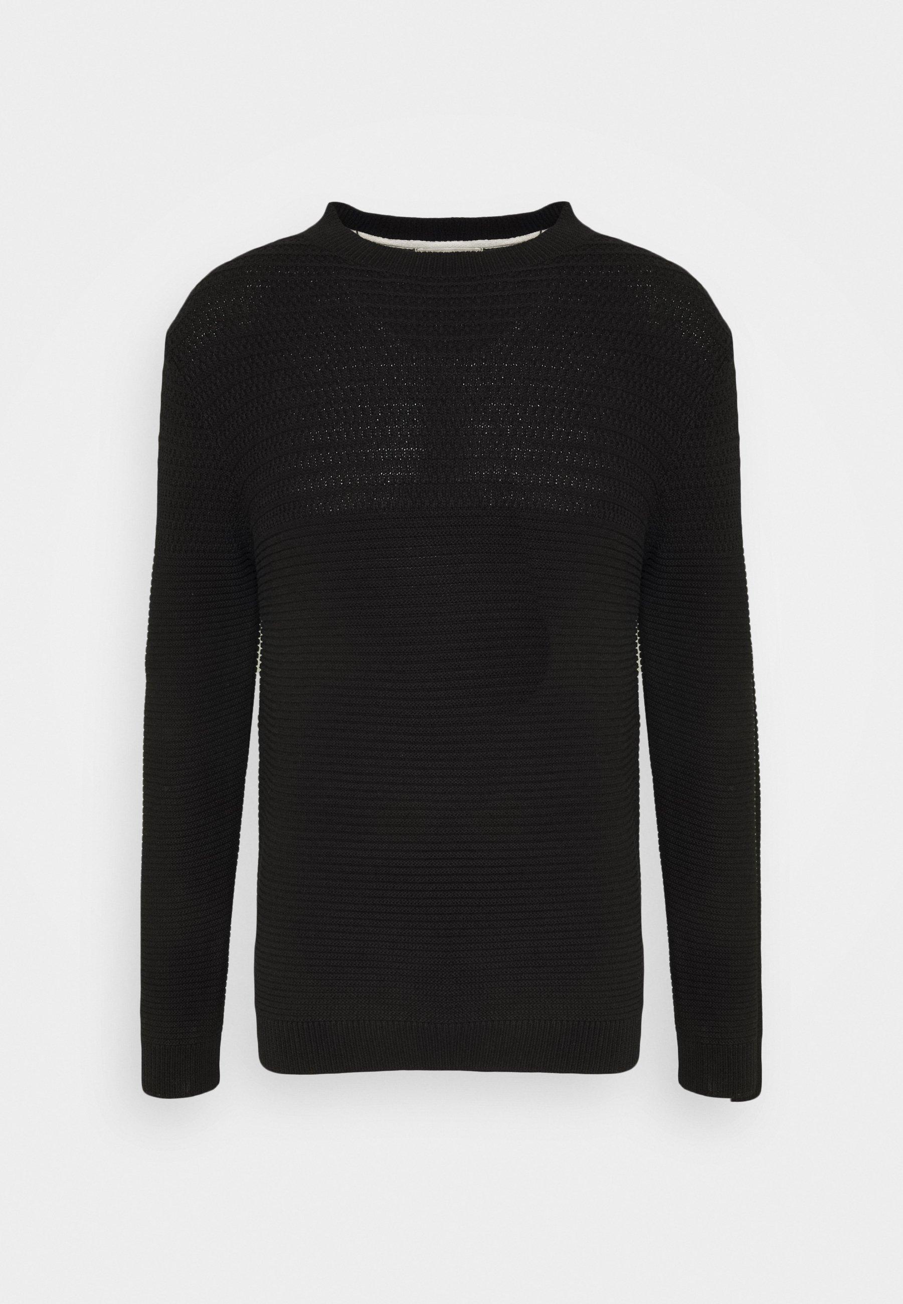 Homme SLHCONRAD CREW NECK - Pullover