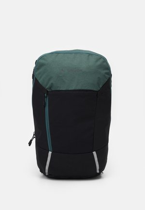 CYCLE 20 II - Rucksack - black/dusty forest