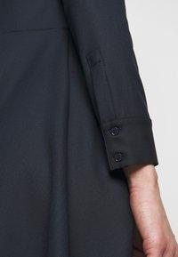 MAX&Co. - AUGURI - Košilové šaty - midnight blue - 4