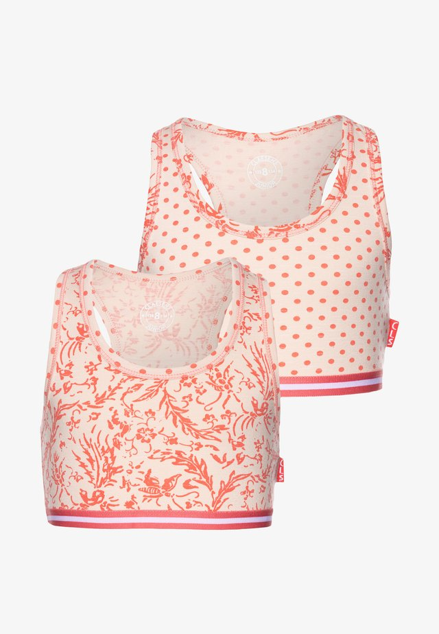 GIRLS 2 PACK  - Bustier - light pink
