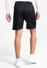 Joma - NOBEL - Sports shorts - schwarz - 2