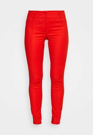 PANTS - Trousers - scala red
