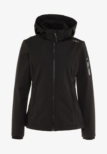 WOMAN JACKET ZIP HOOD