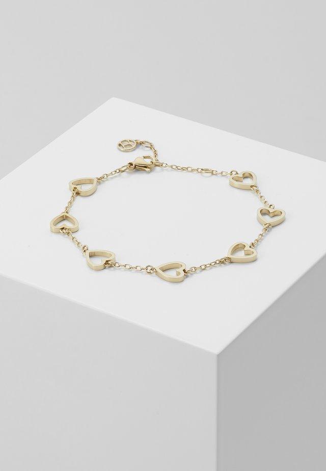 DRESSEDUP - Bracelet - gold-coloured