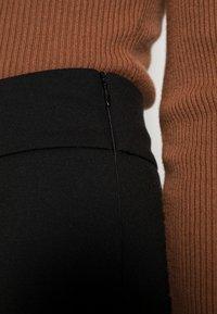Opus - MISHA SOFT - Trousers - black - 4