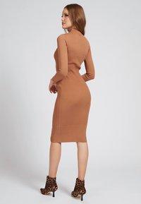 Guess - Shift dress - beige - 1