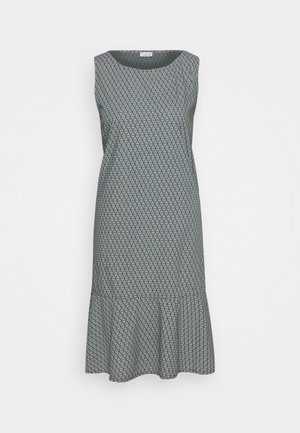VOLANT DRESS - Sukienka letnia - olive khaki