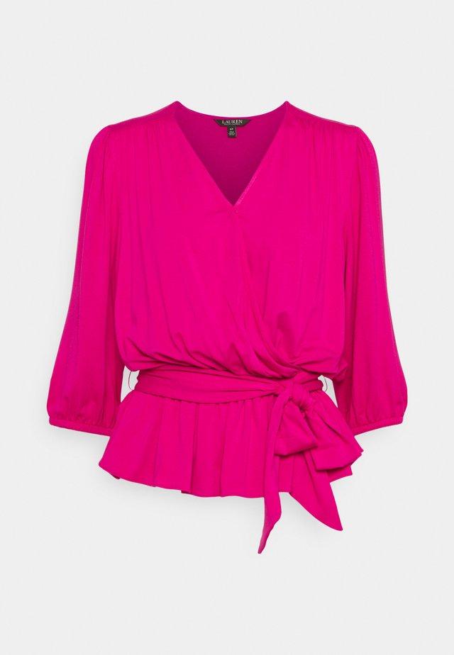 Maglietta a manica lunga - nouveau bright pink