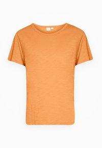 GAP - SLUB  - T-shirt basic - tumeric - 4
