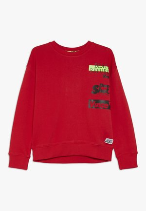 NORMIN - Sweater - classic red