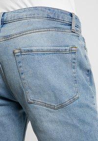 Topman - BLOWOUT - Jeans Skinny Fit - blue - 3