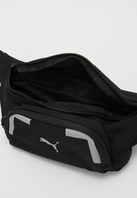 Puma - LARGE WAISTBAND - Across body bag - black - 3