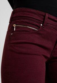 Pepe Jeans - KATHA - Trousers - bordeaux - 5