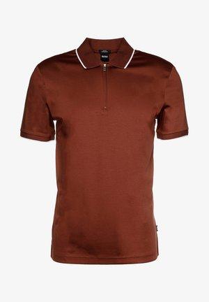 POLSTON - Polo shirt - brown