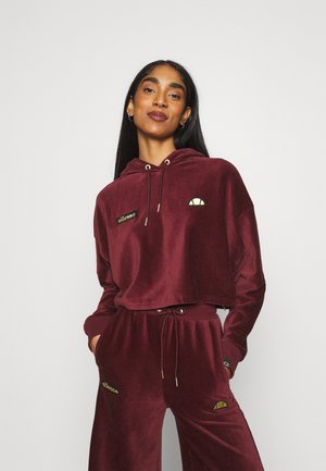 MINDINA - Long sleeved top - burgundy